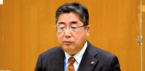 内田市長が2期目出馬を表明 アフターコロナの基礎固めを邁進