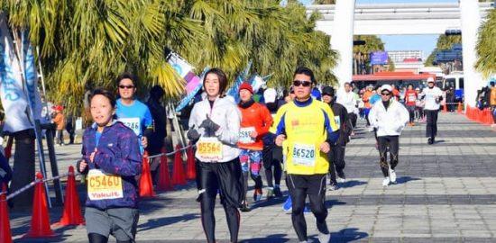 第30回東京ベイ 浦安シティマラソン 2月1〜15日オンライン開催