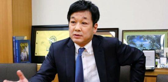 薗浦健太郎代議士インタビュー 新型コロナウイルスや国際問題を語る