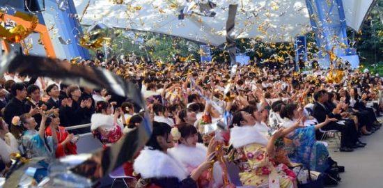 「浦安市成人式」予定通り開催 3月7日、東京ディズニーシーで実施