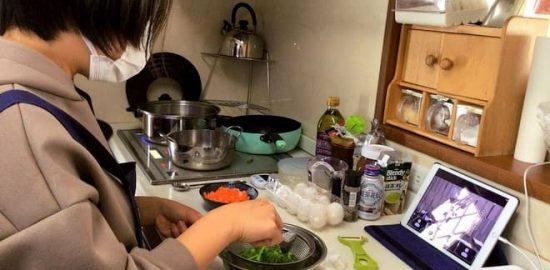 東京ベイ東急ホテル 「シェフのリモート料理教室」体験記