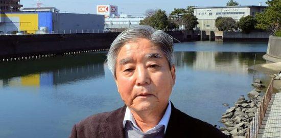 うらやすの人(60) 中野恒明さん (69) オール浦安で境川を上流から河口まできれいに