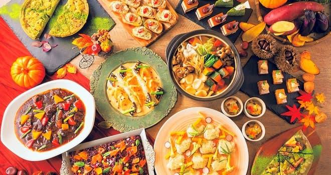 旬の味覚を存分に味わう 秋の創作料理フェア 東京ベイ東急ホテル