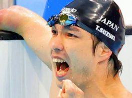 東京パラリンピック競泳・鈴木孝幸選手「金1」「銀2」「銅2」のメダルラッシュ!前大会の雪辱を果たす