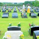 浦安市墓地公園 ふるさととしての心のよりどころ お盆期間中多くの市民が訪れる